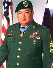 Master Sargent Roy Benavidez