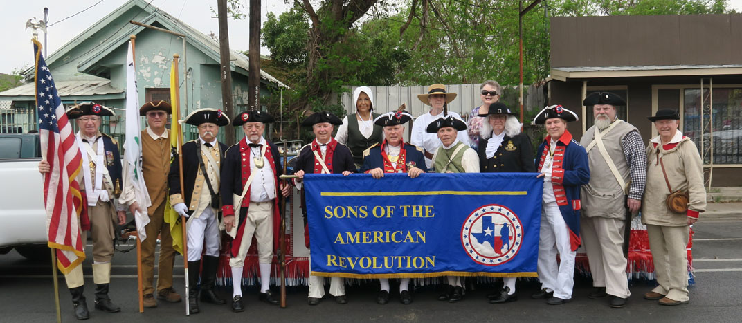 2018 George Washington Birthday Parade, Laredo, TX